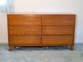 Conant Ball #1 - low 6-drawer dresser (very good condition)
