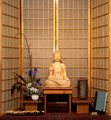 Still Mind Zendo - main altar